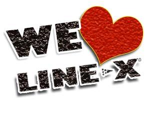 We Lover LINE-X