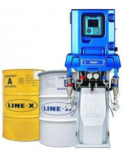 Graco-EXP2-with-LINE-X-Chemicals