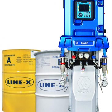 Graco Has Named LINE-X as One of its Top 20 Distributors