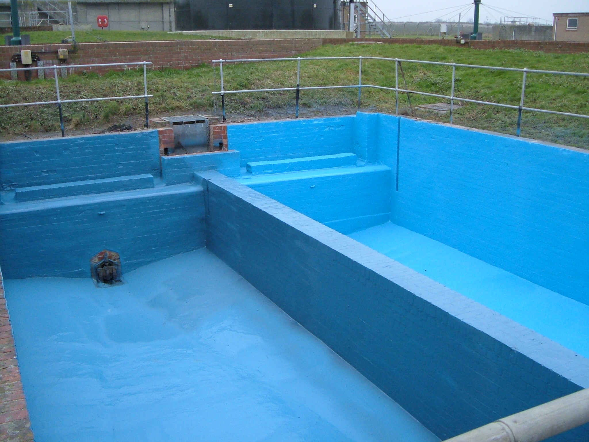 Industrial Coatings by LINE-X - Pure Polyurea, Water-tight