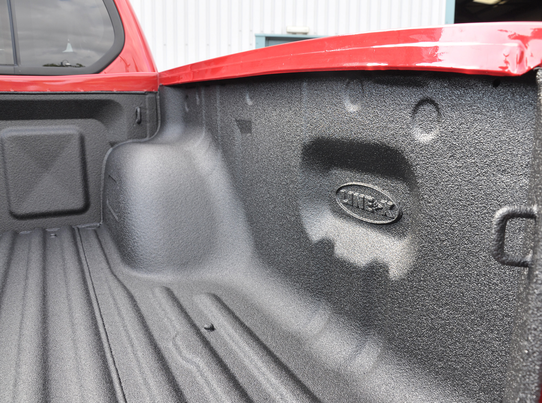Spray On Pick Up Truck Bedliners From Line X