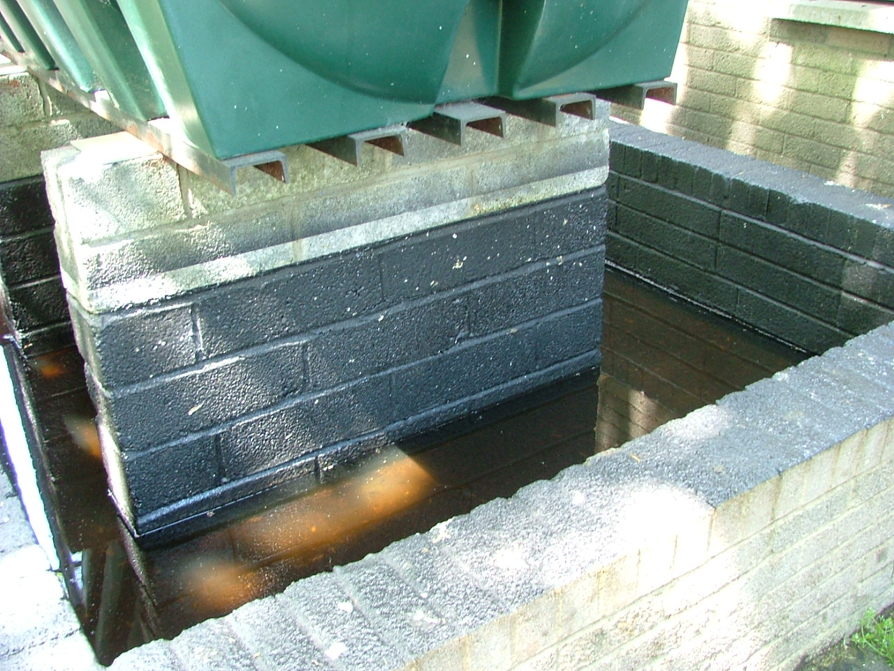 Bund Lining with LINE-X Industrial Coatings