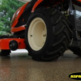 ASPART-X Domestic Garage Floor