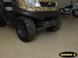 ASPART-X Domestic Garage Floor