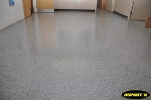 Aspart-X polyaspartovou podlaha