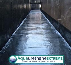 Aquaurethane Extreme Intern Tank Foder