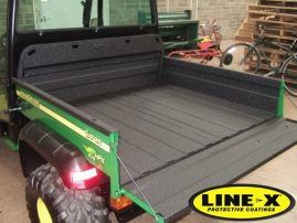 Gator load bed liner