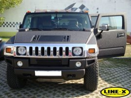 Hummer LINE-X encapsulation