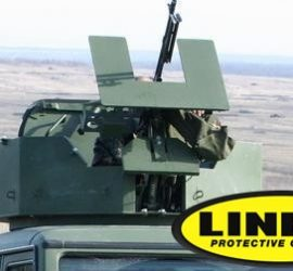 LINE-X Spall Liner - Turret