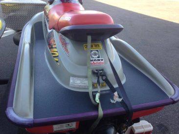 LINE-X Jet Ski