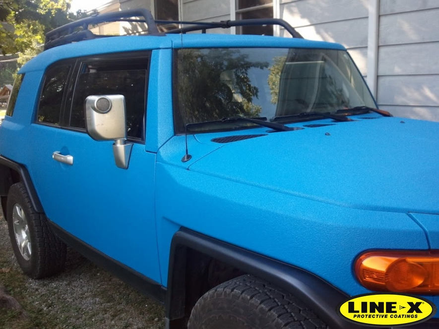 Pickup Truck Bed Liners >> 4x4 LINE-X Gallery | LINE-X UK