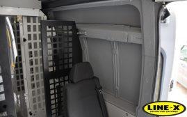 Vauxhall PSU with LINE-X interior protection 2