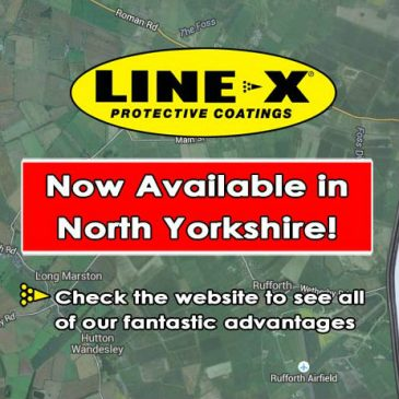 LINE-X Venson York Join the LINE-X Dealership Network