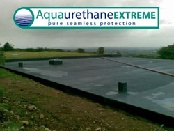 aquaurethane extreme external application