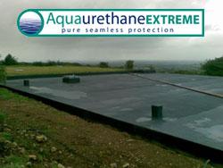 aquaurethane extreme external application