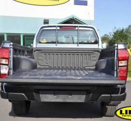 Isuzu DMax with LINE-X Load Liner