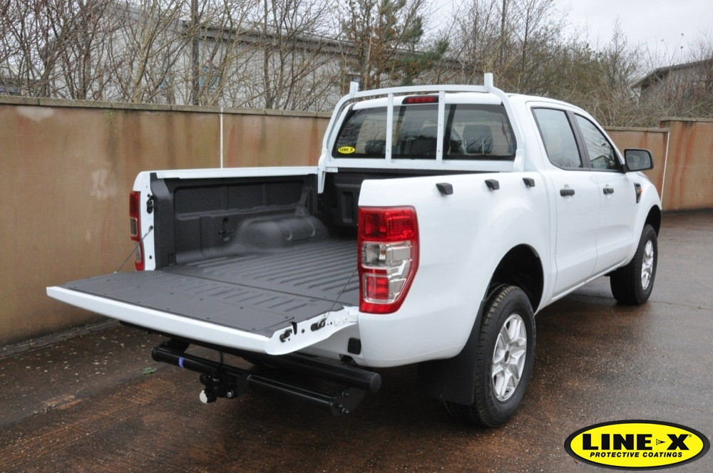 Truck Liner Spray >> Pickup Truck Bed Liners | LINE-X UK