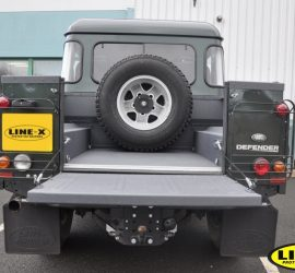 Land Rover's with LINE-X