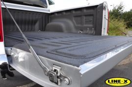Toyota HiLux Tailgate with LINE-X