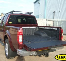 Nissan Navara with LINE-X Spray-on Bed Liner
