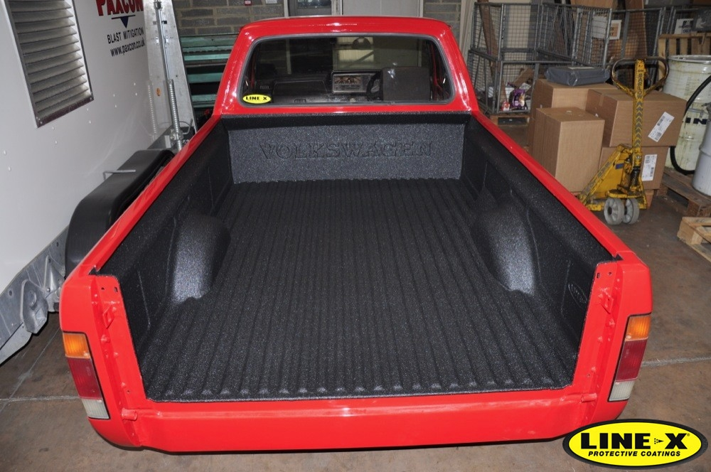 Pickup Truck Bed Liners Line X Uk