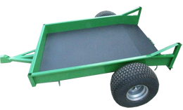 LINE-X Coating on Trailer Bed