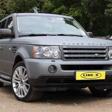 LINE-X Range Rover