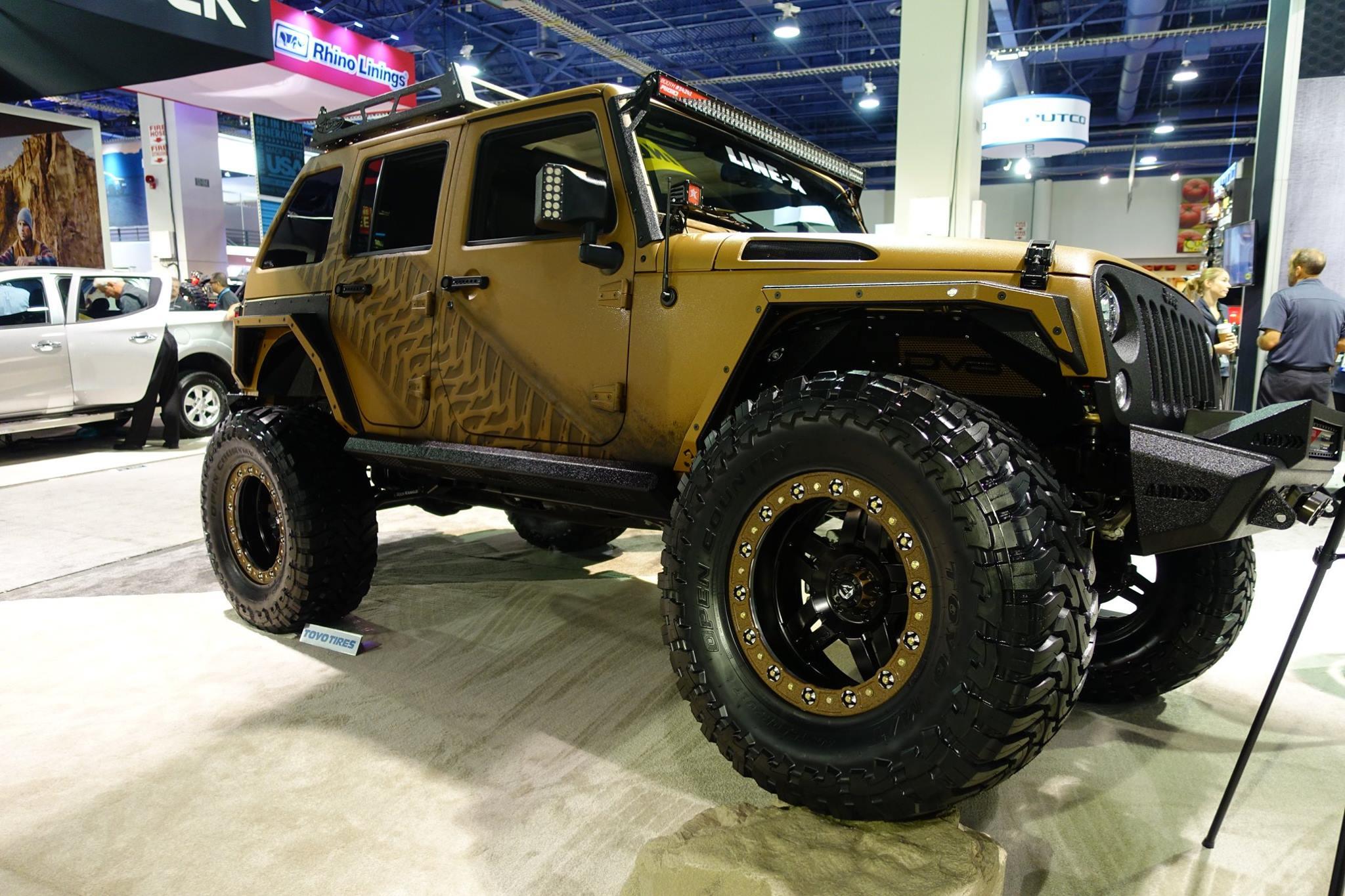 3d Line X 2015 Jk Unlimited Rubicon Quot Vision Jeep Quot