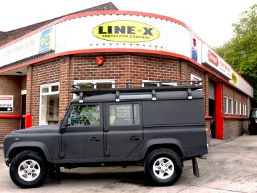 LINE-X Defender by LINE-X Mansfield UK