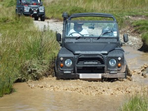 LINE-X Defender in Action by Gareth Morgan