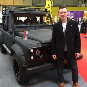 Commercial Vehicle Show - LINE-X Review