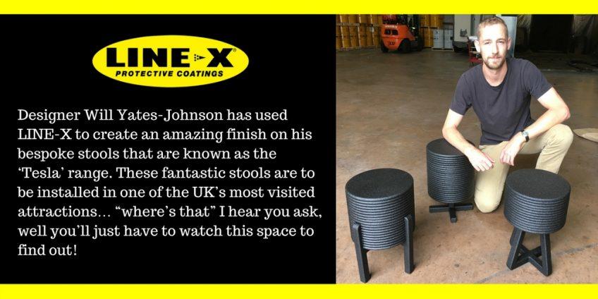 Designer Will Yates-Johnson