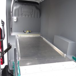 LINE-X Bristol Gi Antimicrobial Van Lining for TGS