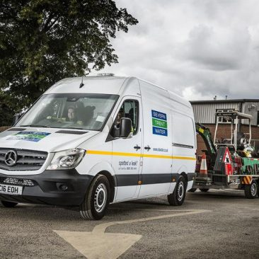 LINE-X Manchester Provide Load Bay Protection to Gallagher Fleet
