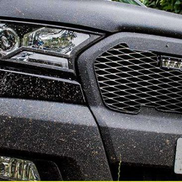 LINE-X Ford Ranger Featured in 4×4 Incorporating Total Off-Road Magazine