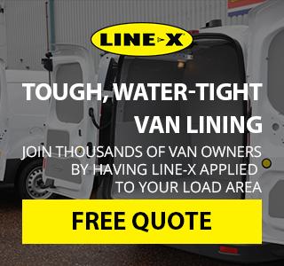 LINE-X Van Lining Quote