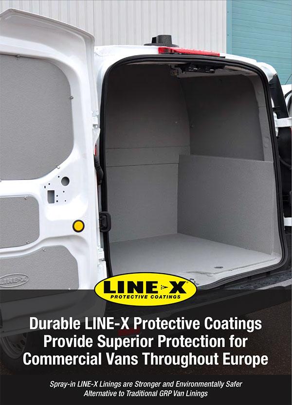 LINE-X Van Lining Ebook